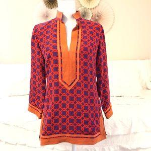 Sheridan French Silk Tunic